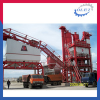 QLB4000 fully-automatic asphalt cold mix plant