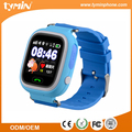 1.12' Touch screen Watch GPS tracker for kids with sos emergency call (TM-S002B)