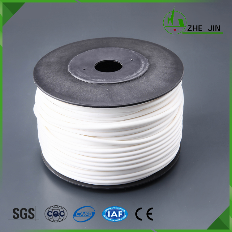 Zhe Jin Professional Factory Cheap Wholesale Different Types Flat Round Type Cable Marker Tube