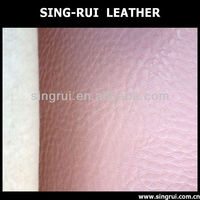 pu pvc leather products for bag or sofa