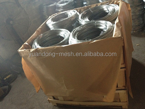 hot dipped galvanized twist iron wire/ Tie wire