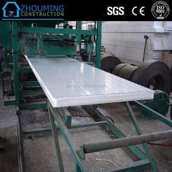 EPS sandwich roof wall panel for thermal insulation panel