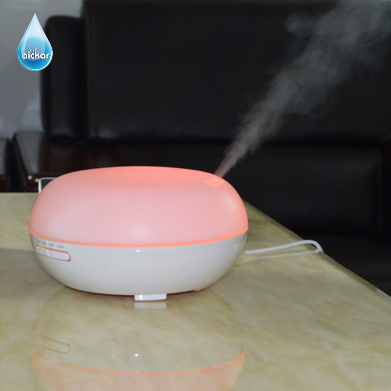 Ultrasonic Mini Diffuser Aromatherapy Mist Maker Aroma Humidifier Appliances Home