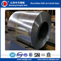 GI Galvanized Steel Coil 53-140g/m2 attractive and reasonable price