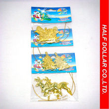 2014 New Christmas Ornament , Christmas Decoration For Plastic Products