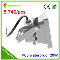 2015 new design factory price 12 volt outdoor 20w high power led flood light