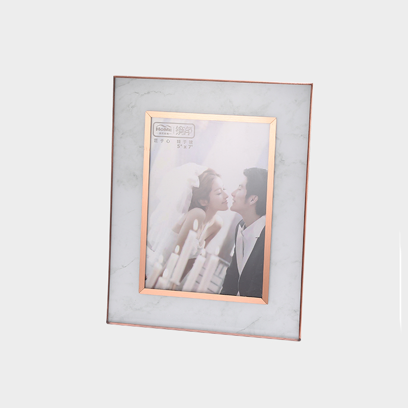 Promotion product 4x6/5x7 Love glass picture photo frame