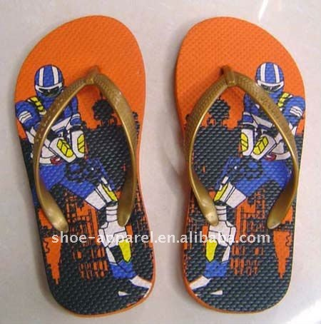 New Arrivals kids casual rubber flip flop