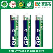 Shock Resistance Wet Area Acid Glass Silicone Sealant