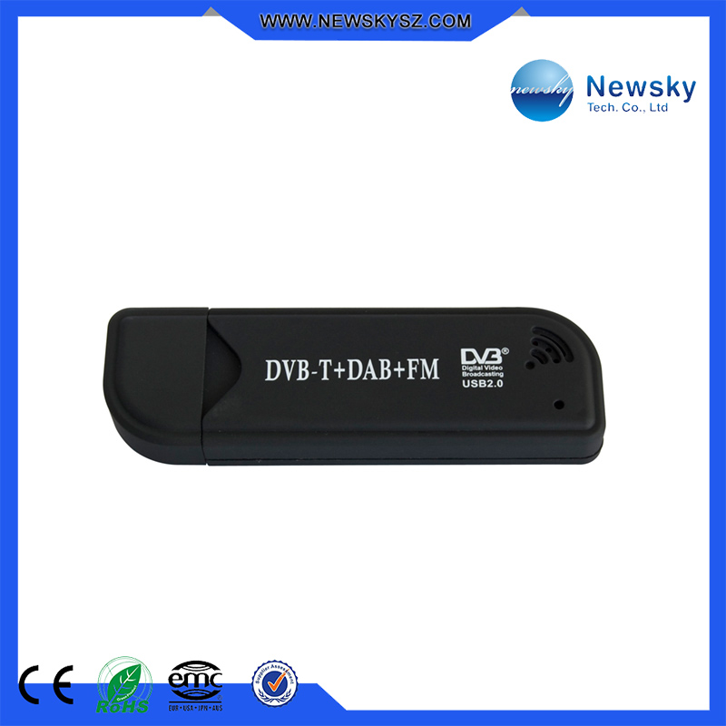 RTL2832U+T820R DVB-T /isdb-t usb Sticker TV28T