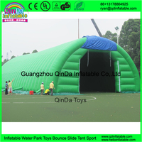 China Factory Giant Army Relief Storage Tents / Construction Cheap Inflatable Lawn Tent