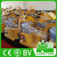 low investment high profit business children park equipment kids excavator for sale