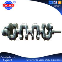 Casting Iron Engine Crankshaft for Hyundai Atos