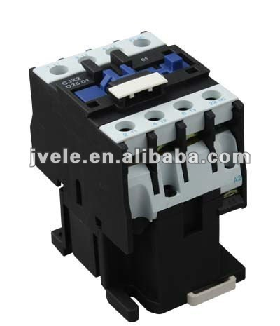 China supplier electric motor dc 24v contactor or CJX2 contactor with CE,ISO9000