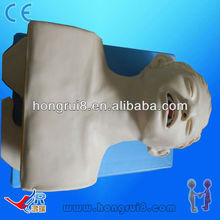 Electric Traches Intubation manikin,airway model