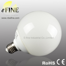 CE ROHS high wattage CFL energy saver lamp globe 30W E27