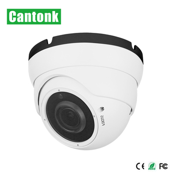2018 New H.265 12 Megapixel 4K IP Vandalproof Dome Camera 12mp Outdoor ONVIF IP Camera