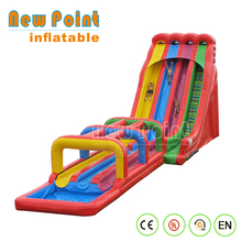 commercial large adult giant inflatable water slide for adult