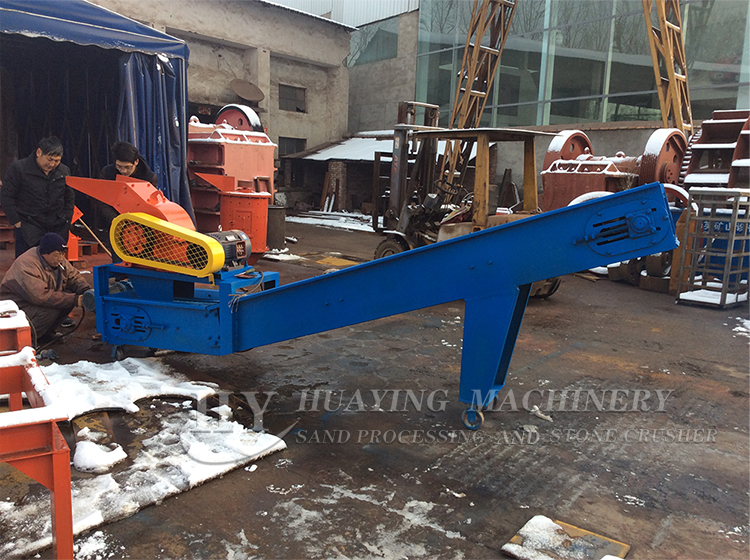 China zhengzhou reputed manufacturer of PC400X300 glass hammer crusher