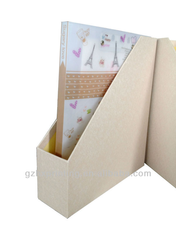 high quality hard paper fair show box