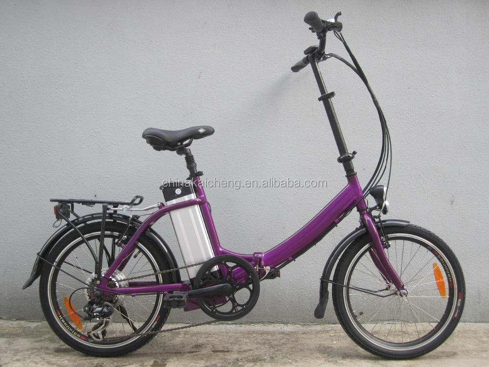 Spanish beauty lady 20er foldable electric bike 250w 36v 20 ''bici elettrica for sale cheap price ebike 20 KCEB008