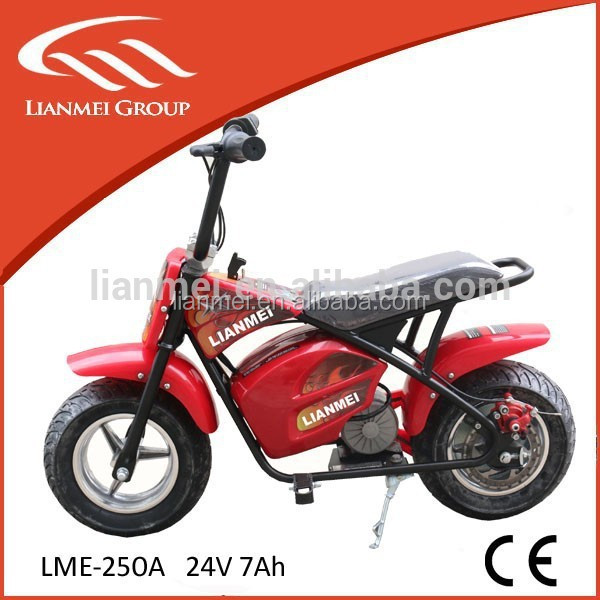 250w mini electric motorbikes for hot sale with CE