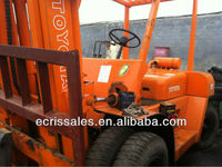 Used Toyota forklift 10 ton, original from Japan