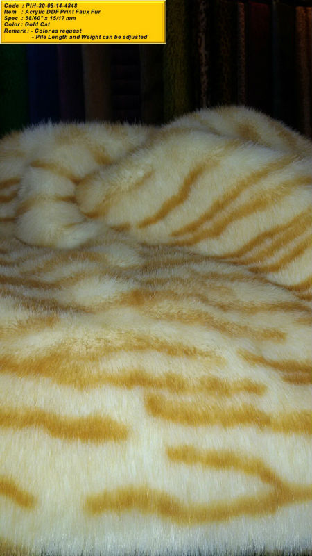 Acrylic Faux Fur Fabric