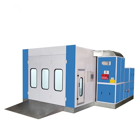 Hot sale spray paint booth vehicles spray booth