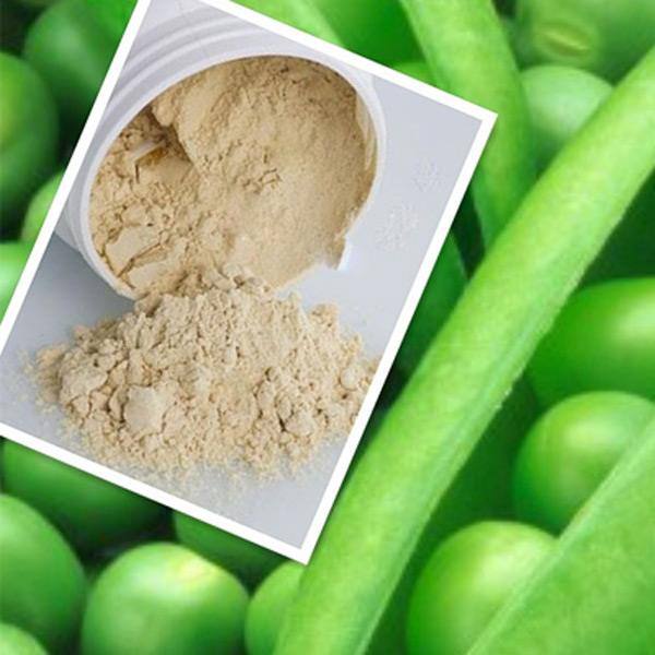 85% 80% organic pea protein isolate and protein additives