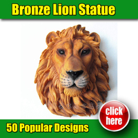 Interior design high quality resin lion head sculpture for wall decor
