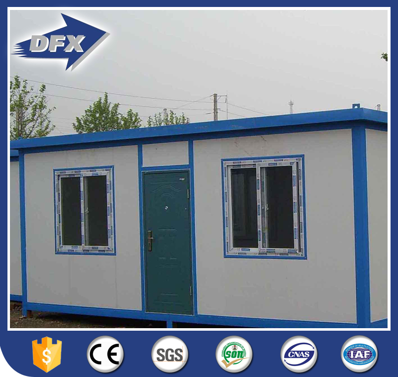 ISO SGS Certification China Prefabricated Homes
