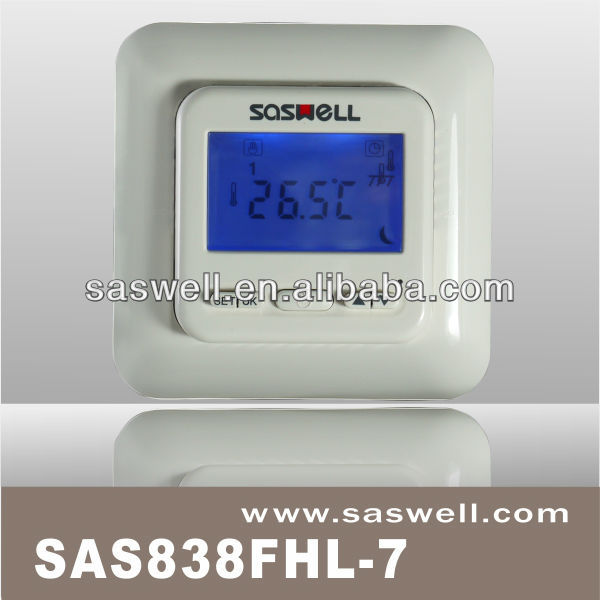 Europe standard floor heating thermostat