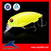 Plastic Lure Floating Crank Bait Crappie Fishing Lure