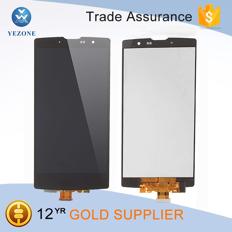 Replacement 720 x 1280 Resolution Mobile Phone LCD Assembly for LG Magna H502F H500F Screen with Digitizer