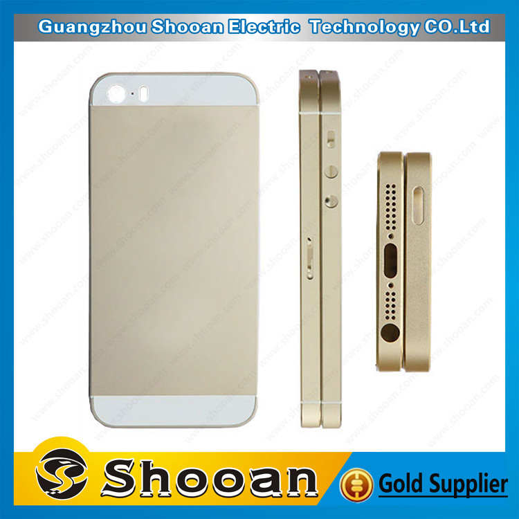 high quality factory price housing for iPhone 5s,mobile phone case for iPhone 5s