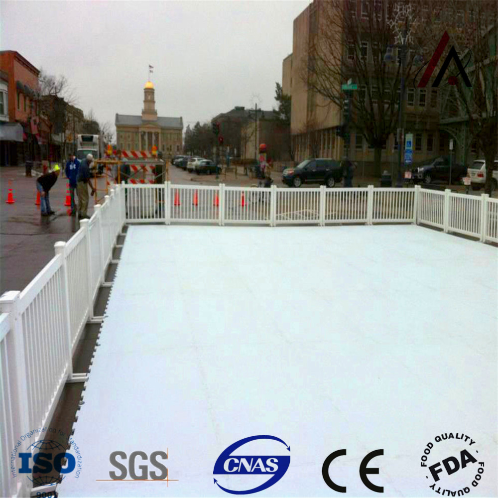 environment-friendly outdoor mobile ice hockey rink from chinese supplier