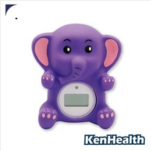 02SE Water Proof Bath Thermometer (Elephant)