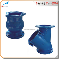 OEM Custom Pneumatic Auxiliary Anodizing Casting Part/Solid Relay Plating Casting Part/foundry cast iron casting components