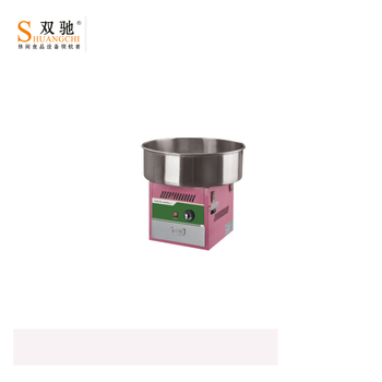 SC-RM6 Cotton Candy Floss Machine Manufacturer Electric And Gas Cotton Candy Machine
