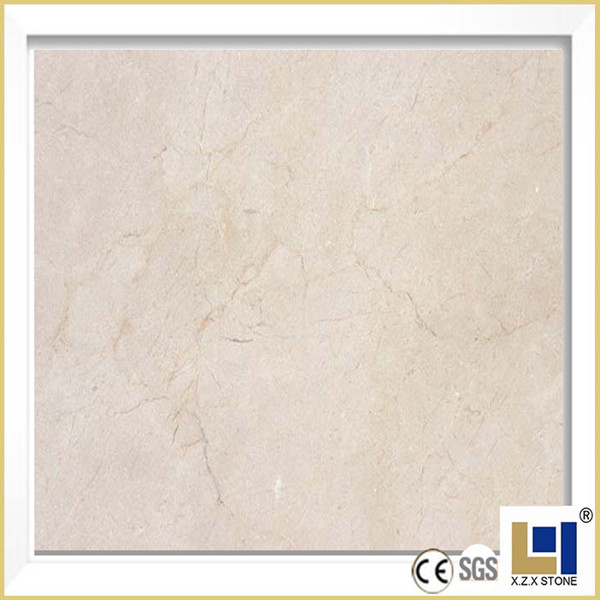 Spain Crema Marfil Beige Marble Slab Polished 2Cm