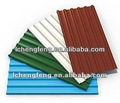 Corrugated roffing steel sheet coil