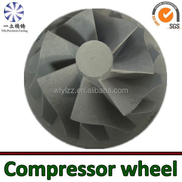 5335-120-5000 Compressor wheels for turbo