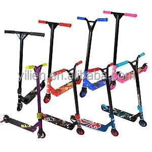 Pro stunt scooter for kids,trick scooter free bar cheap sale