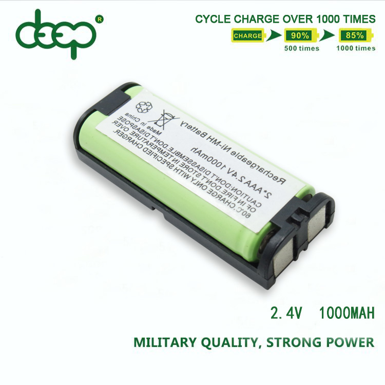 Manufacturer nimh aa 1500mAh rechargeable battery 1.2v battery 2.4v 1500mAh nimh battery with CE RoHS