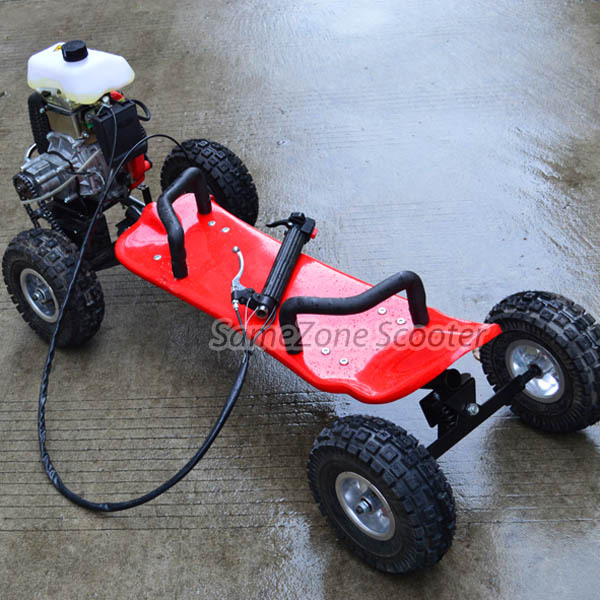 4 stroke gas skateboard scooter gas motor buy gas for Where can i buy a motor scooter