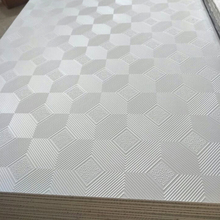 PVC laminated gypsum 4x8 ceiling panels