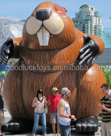 inflatable giant inflatable squirrel for advertising