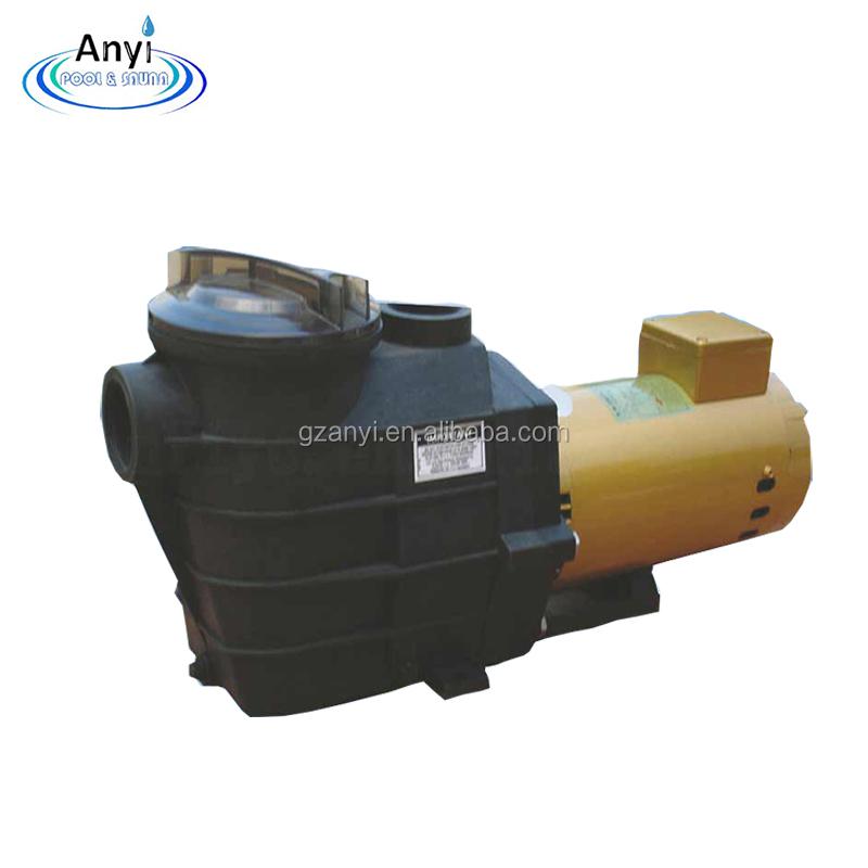 Low Price electric pool water pump with pre-filter effect