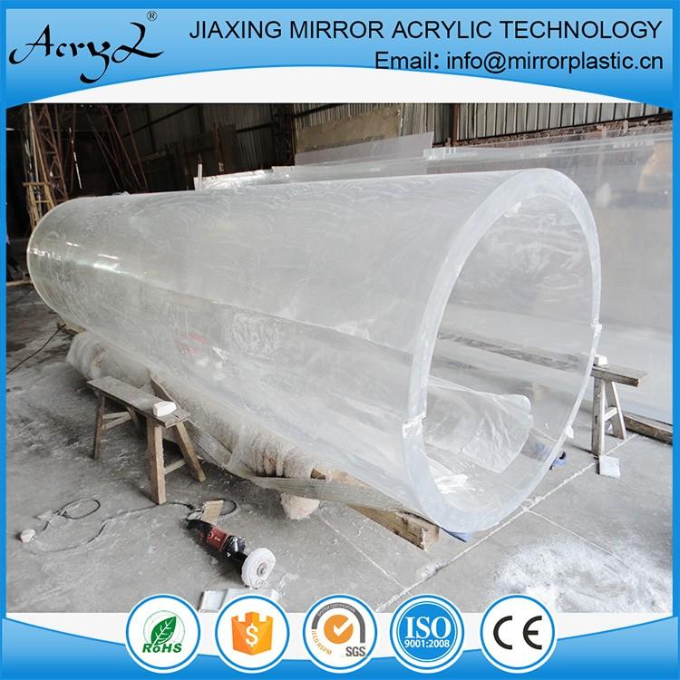 cylinder fish tank 5